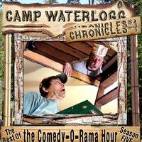 Camp Waterlogg Chronicles 1 - Joe Bevilacqua - audiobook