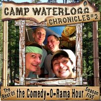Camp Waterlogg Chronicles 2 - Joe Bevilacqua - audiobook