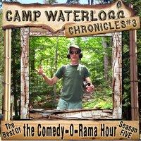 Camp Waterlogg Chronicles 3 - Joe Bevilacqua - audiobook