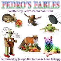 Pedro's Fables - Pedro Pablo Sacristan - audiobook
