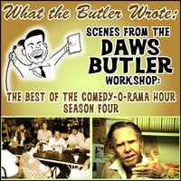 What the Butler Wrote - Daws Butler - audiobook