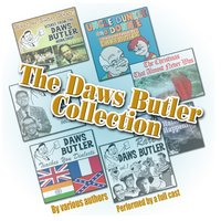 Daws Butler Collection - various authors - audiobook