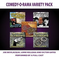 Comedy-O-Rama Variety Pack - Lorie Kellogg - audiobook