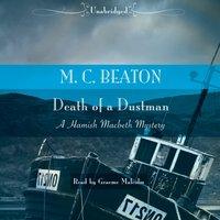 Death of a Dustman - M. C. Beaton - audiobook
