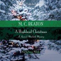 Highland Christmas - M. C. Beaton - audiobook