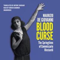 Blood Curse - Maurizio de Giovanni - audiobook