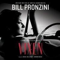 Vixen - Bill Pronzini - audiobook