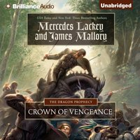 Crown of Vengeance - Mercedes Lackey - audiobook