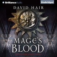 Mage's Blood - David Hair - audiobook