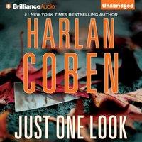 Just One Look - Harlan Coben - audiobook