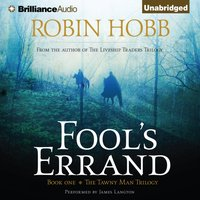 Fool's Errand - Robin Hobb - audiobook