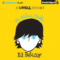 Julian Chapter - R. J. Palacio - audiobook