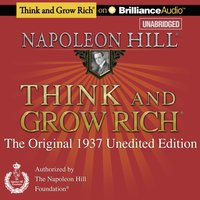 Think and Grow Rich (1937 Edition) - Napoleon Hill - audiobook