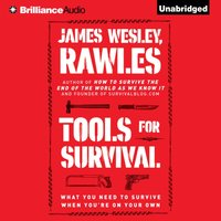 Tools for Survival - Rawles James Wesley - audiobook