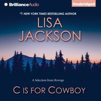 C is for Cowboy - Lisa Jackson - audiobook