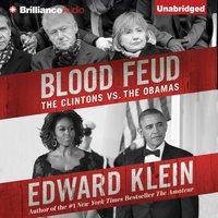 Blood Feud - Edward Klein - audiobook