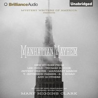 Manhattan Mayhem - Mary Higgins (Editor) Clark - audiobook
