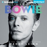 Bowie - Wendy Leigh - audiobook