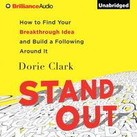 Stand Out - Dorie Clark - audiobook