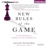 New Rules of the Game - Susan Packard - audiobook