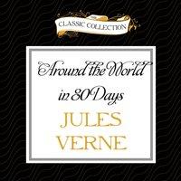 Around the World in 80 Days - Jules Verne - audiobook