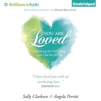 You Are Loved - Sally Clarkson - audiobook
