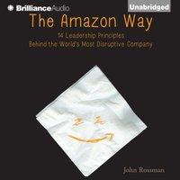 Amazon Way - John Rossman - audiobook