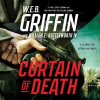 Curtain of Death - W.E.B. Griffin - audiobook