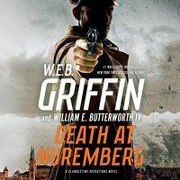 Death at Nuremberg - W.E.B. Griffin - audiobook