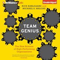 Team Genius - Rich Karlgaard - audiobook