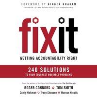 Fix It - Roger Connors - audiobook