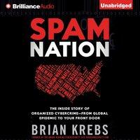 Spam Nation - Brian Krebs - audiobook