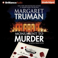 Monument to Murder - Margaret Truman - audiobook