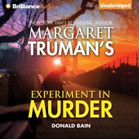 Experiment in Murder - Donald Bain - audiobook