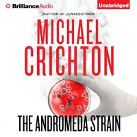 Andromeda Strain - Michael Crichton - audiobook