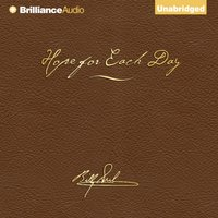 Hope for Each Day Signature Edition - Billy Graham - audiobook