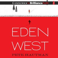 Eden West - Pete Hautman - audiobook