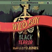 Wild Boy and the Black Terror - Rob Lloyd Jones - audiobook