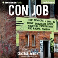 Con Job - Crystal Wright - audiobook