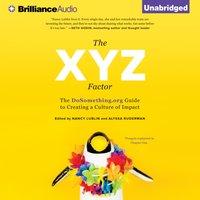 XYZ Factor - Nancy Lublin - audiobook