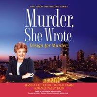 Murder, She Wrote: Design for Murder - Jessica Fletcher - audiobook