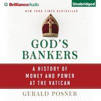 God's Bankers - Gerald Posner - audiobook
