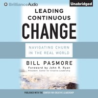 Leading Continuous Change - Bill Pasmore - audiobook