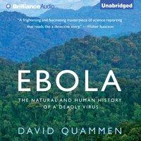 Ebola - David Quammen - audiobook