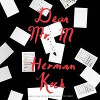 Dear Mr. M - Herman Koch - audiobook
