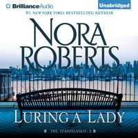 Luring a Lady - Nora Roberts - audiobook