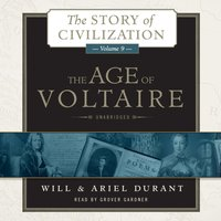 Age of Voltaire - Will Durant - audiobook