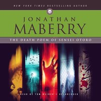 Death Poem of Sensei Otoro - Jonathan Maberry - audiobook