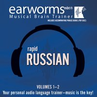 Rapid Russian, Vols. 1 & 2 - Earworms Learning - audiobook