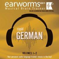 Rapid German, Vols. 1 & 2 - Earworms Learning - audiobook